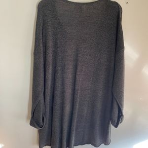 Divided Sweaters - H&M divided gray sweater tunic